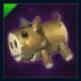 Schweinestatue
